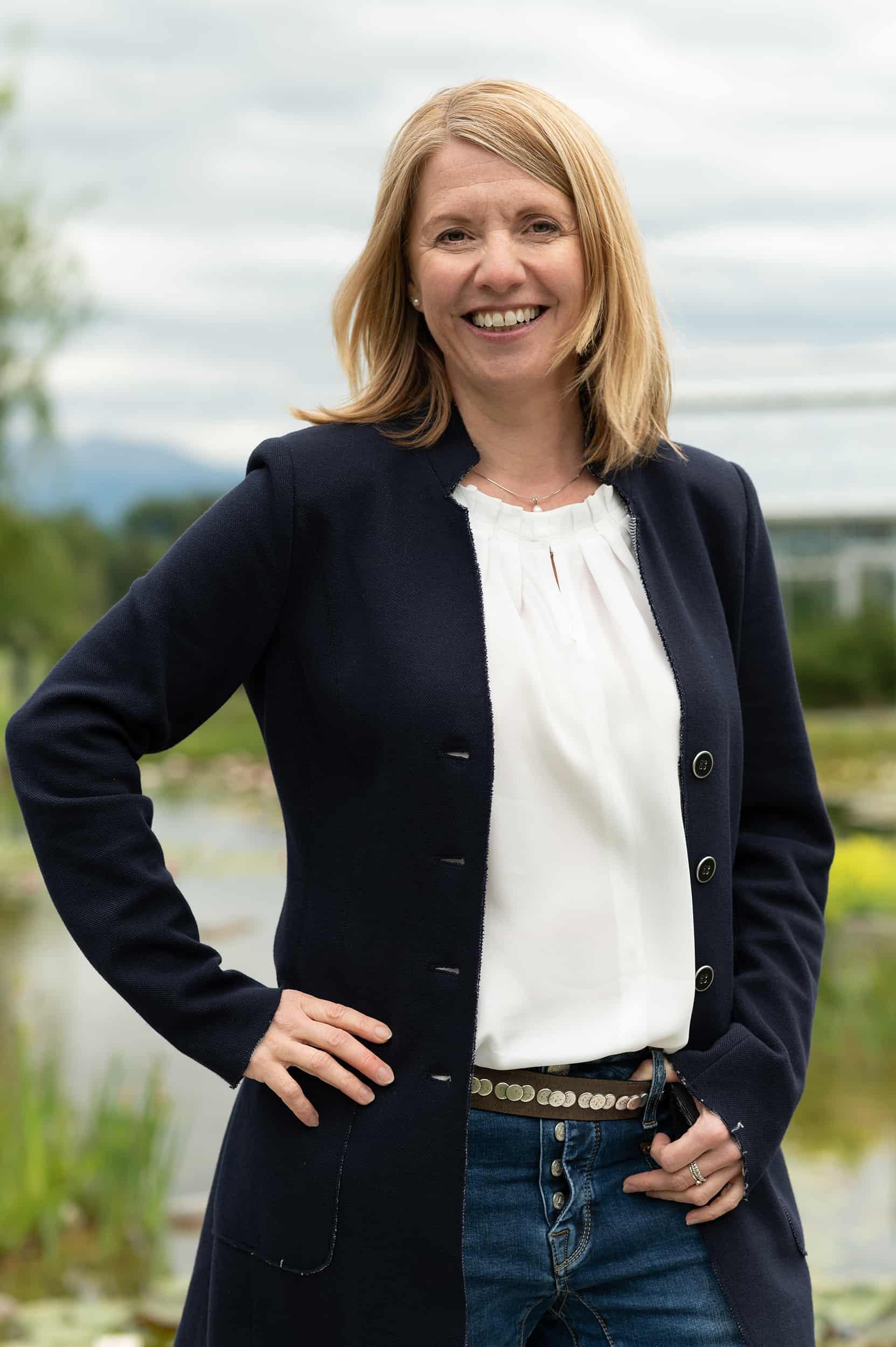 Portrait Jeannette Tanner | Jeannette Tanner – coachen. stärken. entwickeln.